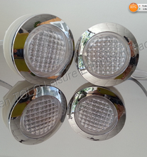 Colorful led waterproof sauna light, steam room led light, sauna lamp