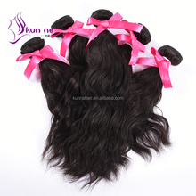 cheap european hair extension natural color peruvian remy hair made in china