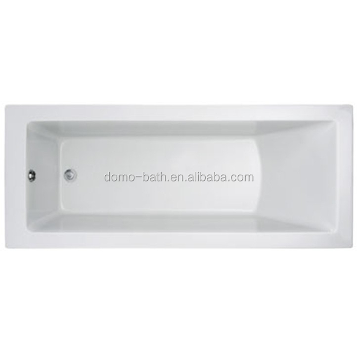 DOMO Top Quality Varese Style Acrylic Bathtub,The Bathtub Wholesale Factory