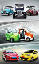 EEC/CE low price fashionable electric vehicle for sale