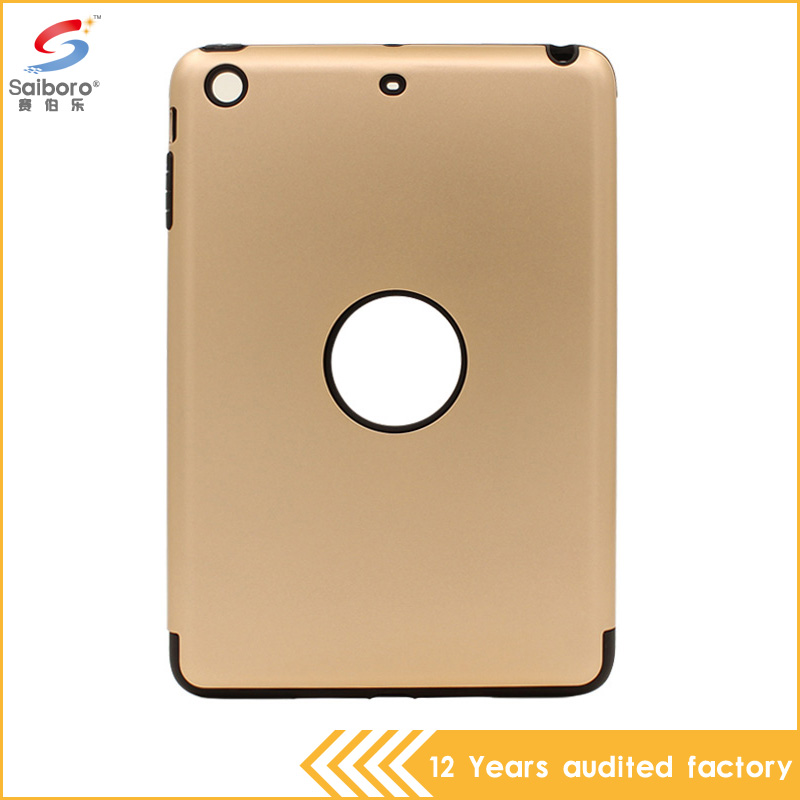 Factory direct supply high quality bulk cheap tpu pc case for ipad mini 3