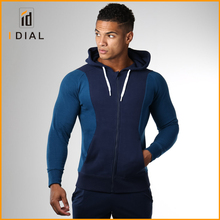 High quality OEM XXXXL plain mens slim fit sports gym hoodies sweatshirts