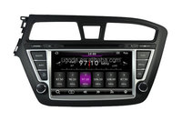 ugode hyundai i20 car multimedia system auto radio dvd gps navigation