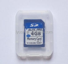 Hot Sale 16GB Class 10 Speed SD Memory Card For Camera