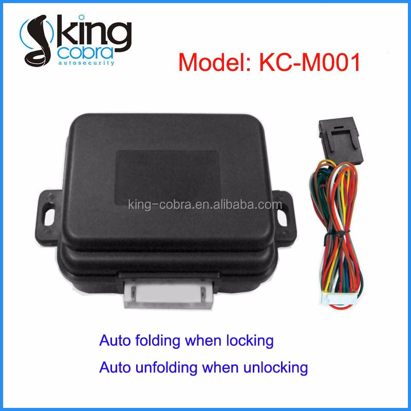 Universal Design Auto Guard Car Alarm