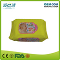 Best selling OEM ODM mosquito repellent wet wipes