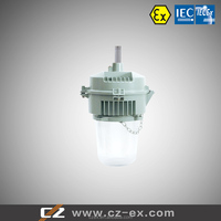 ATEX&IECEx Certified Explosion Proof Zone 2 Light Fittings