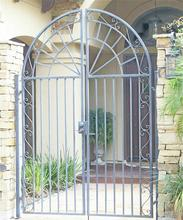 grill wrought iron gate designs for home