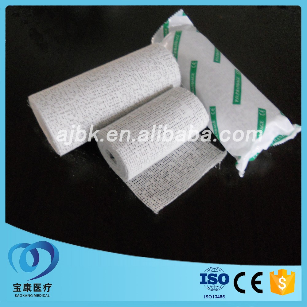 Medical Gympsum Plaster Bandage
