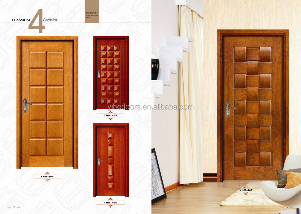 White villa entrance doors king design in india buy for Wooden single door design for home