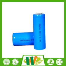 Factory price 26650 5200mah for wholesale