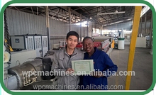 WPC PVC Celuka Foam Board Extrusion Line , Thickness 10-40mm