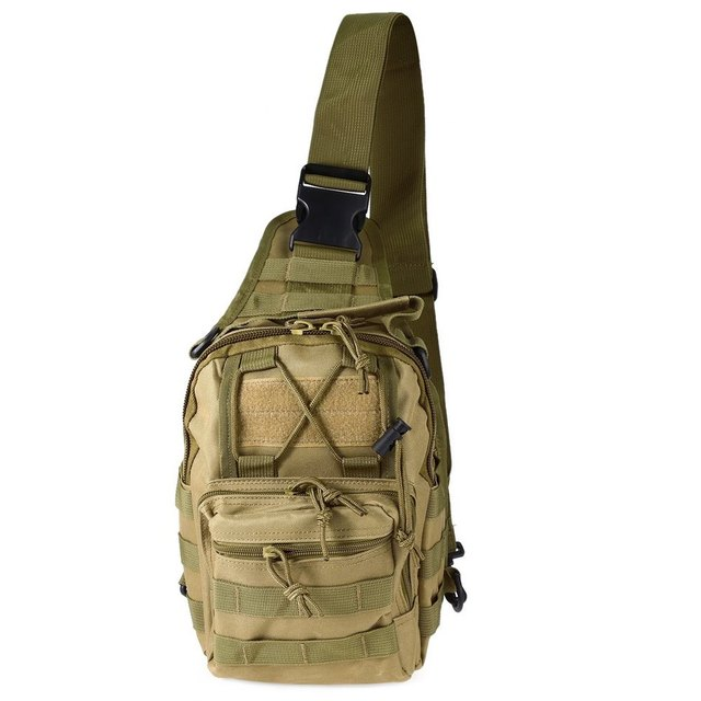 HOT Sale Casure Style Durable Shoulder Military Backpack Travel  Trekking Runsacks Bag