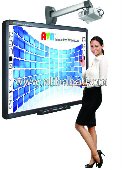 AVA Interactive Whiteboard 78""