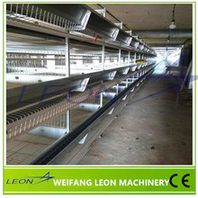 Automatic High Quality Chicken Cage Feeding System