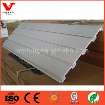 China wholesale slatwall panels