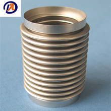 Stainless Steel 316L Hydroformed Welding Metal Bellows