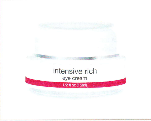 Intensive Rich Eye Cream