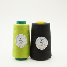 20s/3 cheap 100% spun polyester 5000y sewing thread