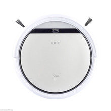 iLIFE V5 mini automatic robot vacuum cleaner with 220v dry clean small noise auto-charge