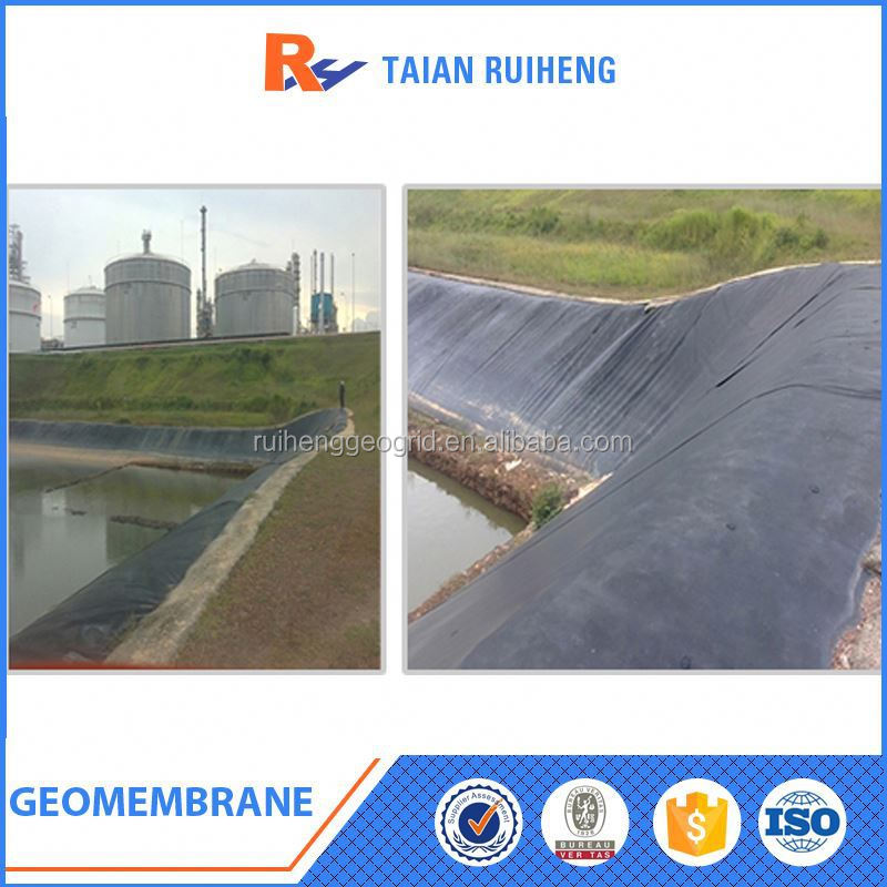 HDPE Geomembrane For Large Plastic Pond