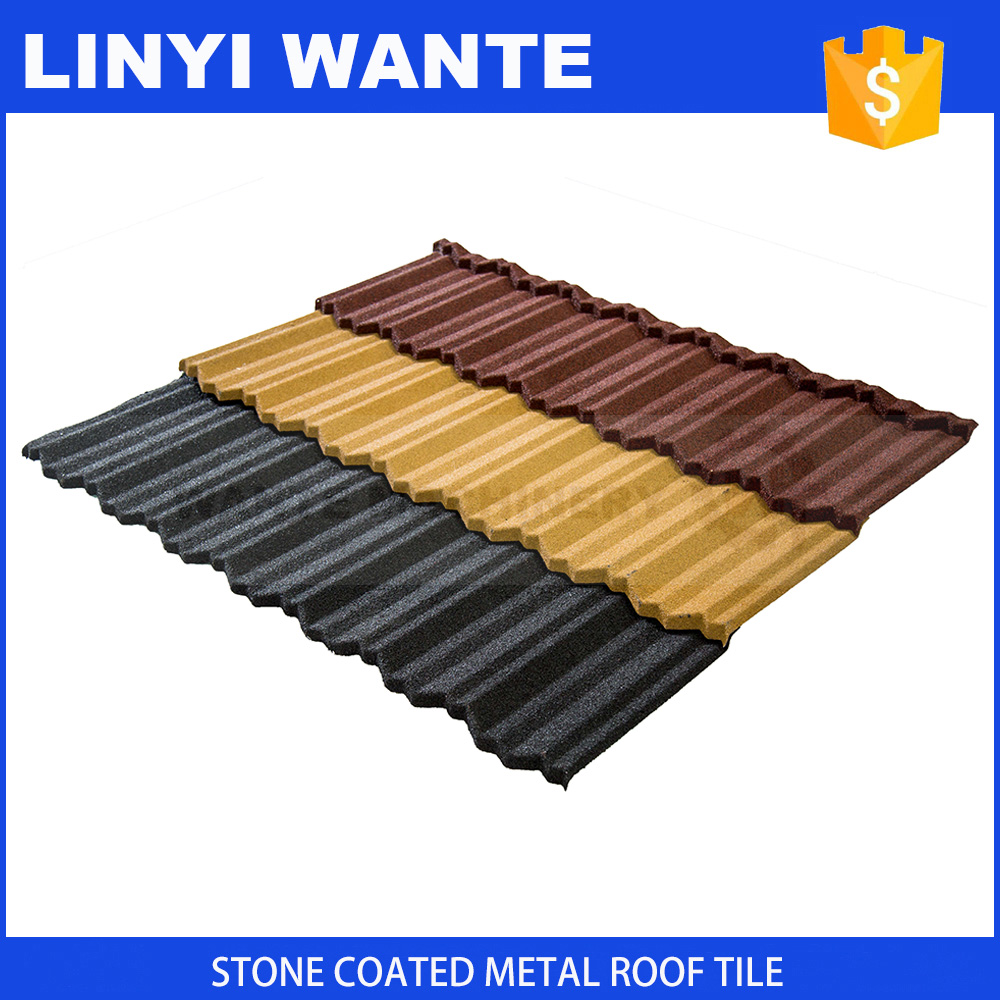 Wante 2017 hot-selling item classic roofing tile JH-S022 Details for wholesale