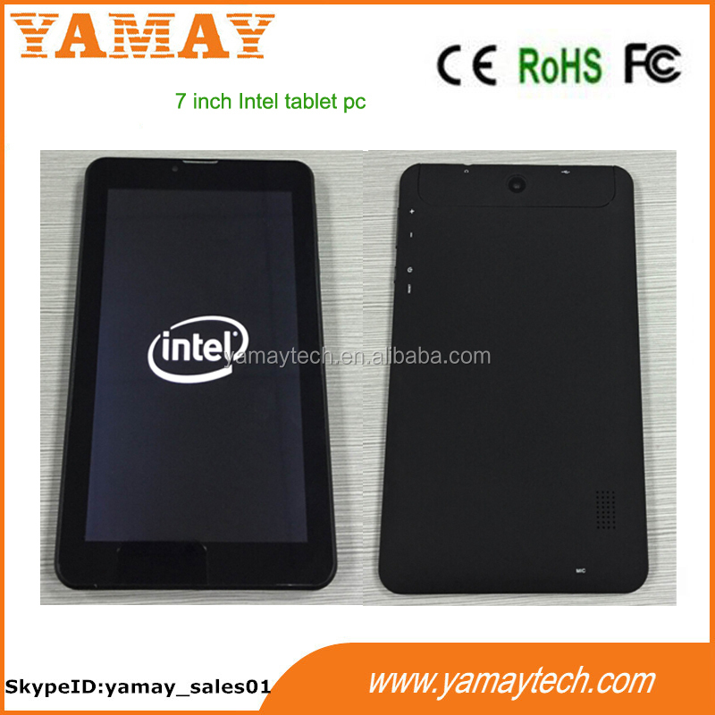 no moq customized 7 inch intel sophia c323 quad core mid pad