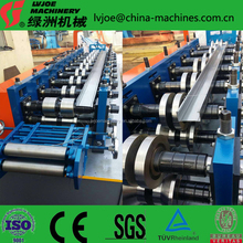 New Design Hydraulic cutter L shape and W shape metal ceiling tee grid wall angle tee roll forming machine