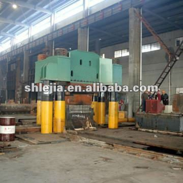 Forging hydraulic press machine price