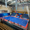Plastic Futsal floor/Futsal suspended interlocking floor