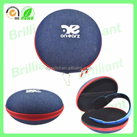 New custom packaging wholesale travel carrying EVA protective headphone case