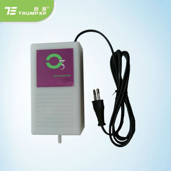 Remove toilet bathroom odor build-in air pump ozone generator TCB-115