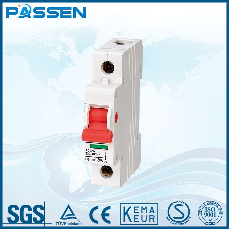 PASSEN China manufacturing new type electric circuit breaker acb
