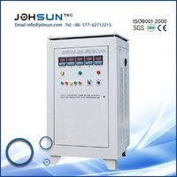 3 phase high capacity industrial voltage stabilizer 30kva for numerical control lathe