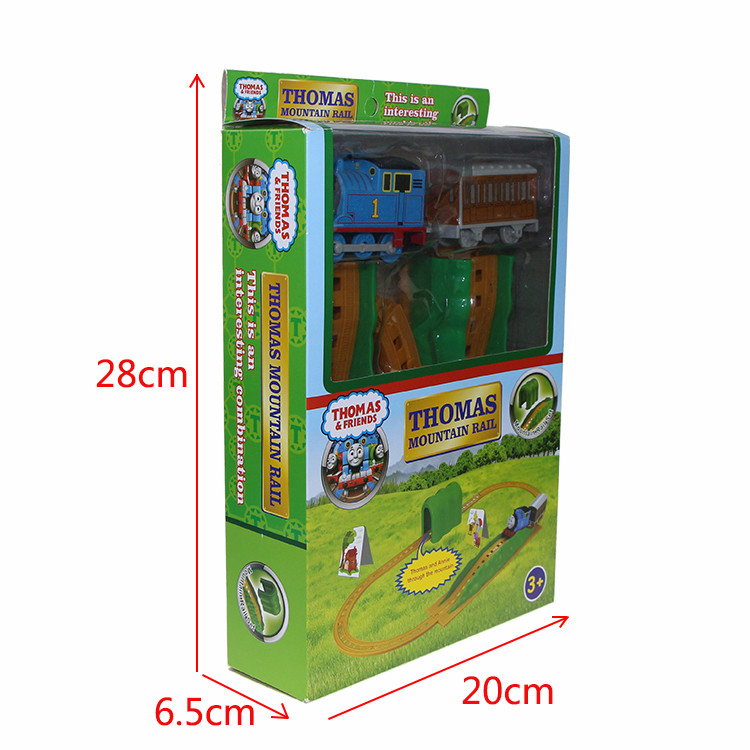 Cikoo Hot Selling Baby Toy Thomas Moutain Rail