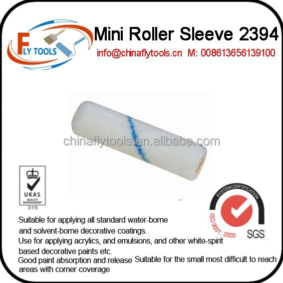 Mini Roller Sleeve painting roller <strong>brush</strong>