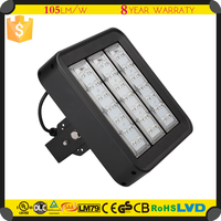 Commercial UL Driver Lighting Gas Station LED Flood Lights/100 Watt Led Flood Light