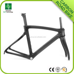 Carbon Bike Frame Sale OEM & Customized painting bicycle carbon frame