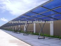 polycarbonate roofing sheet/retractable roof/china supplier