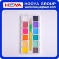 12color high quality EN71 for kids watercolor palette