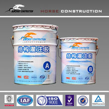 HM epoxy resin structure perfusion glue for concrete