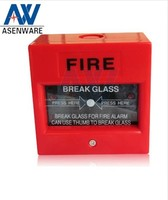 Conventional Break Glass Manual Call Point Asenware Manual alarm call point