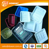 High quality colorful cosmetics blister packaging boxes