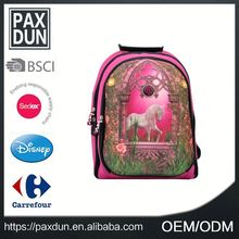 Chinese Fashion girls High School Backpack Student