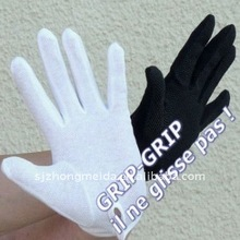 Cotton Gloves For fashion, formal wear or uniform accessories, waiters, banquet staff, military, police, parade etc,