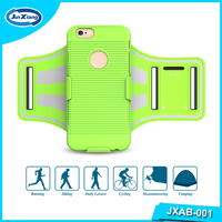 Patented Product Spring Sport Jogging Case Armband for iPhone 6