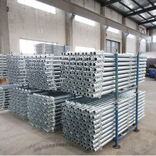 Scaffolding Use Round GI Galvanized Steel Pipe Weight