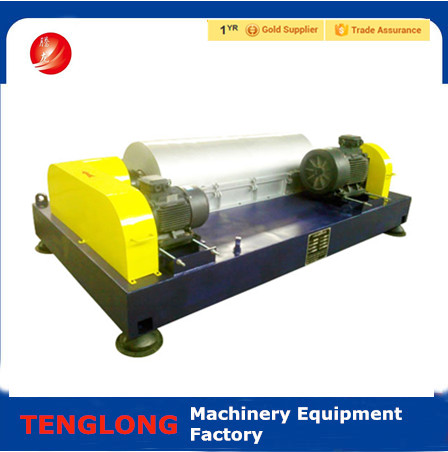 oil decanter centrifuge solid liquid separater from china