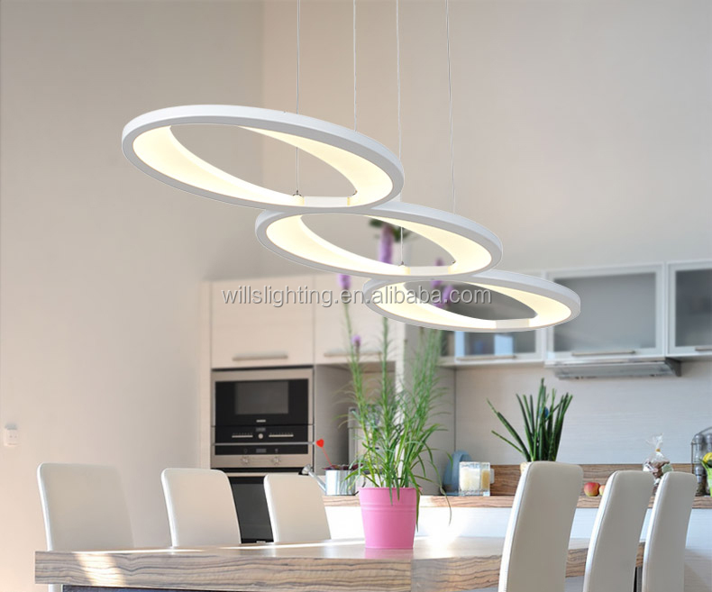 new design acrylic pendant light modern for sale