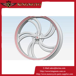 KINGMOTO20151019 Motorcycle Aluminum steel wheels rim for suzuki GN125 motorcycle